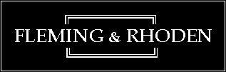 Fleming & Rhoden